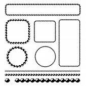 Ball Chain Frames