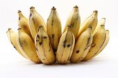 Banana ready for eat
