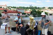 Band In Prague
