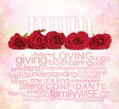 Loving Words for Mother's Day