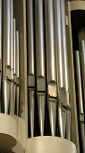 picture of pipe organ  - Details of the pipe organ organ music hall - JPG