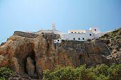 Monastery, Nisyros island