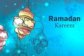 picture of kareem  - Greeting Card Ramadan Kareem - JPG