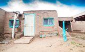 pic of pueblo  - Adobe settlement  - JPG