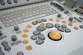 Ultrasound Keyboard