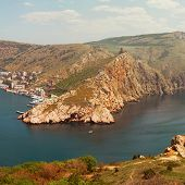 image of sevastopol  - Balaklava city on the Crimean Peninsula - JPG