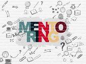 foto of mentoring  - Learning concept - JPG
