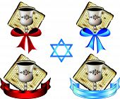 passover illustration icons