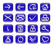 Miscellaneous Web Icons