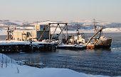 Arctic navigation