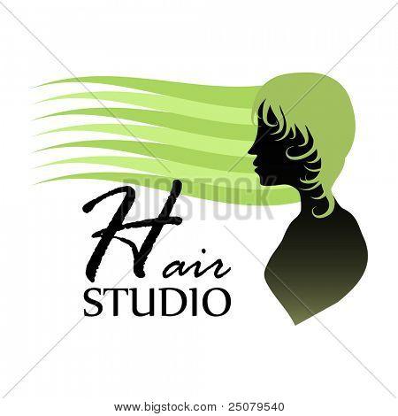 Hair studio design concept