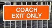 Coach Exit