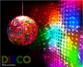 party - vector background