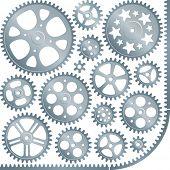 gears (vector set)