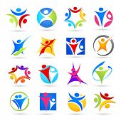 foto of people icon  - People icons - JPG