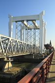 Railway Bridge Crossing