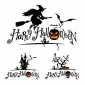 Halloween vector designs.
