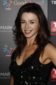LOS ANGELES - NOV 7: Caterina Scorsone at the TV Guide Magazine Hot List Party held at the Greystone