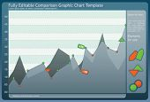 comparison graphic chart