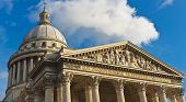 The Pantheon In Paris