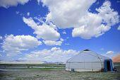 Yurt mongol