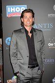 LAS VEGAS - JUN 19:  Zack Conroy arriving at the  38th Daytime Emmy Awards at Hilton Hotel & Casino
