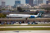 Airtran Boeing 717