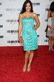 LOS ANGELES - FEB 9:  Carla Ortiz arrives at the