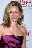 LOS ANGELES - APR 9:  KaDee Strickland arriving at the 32nd Annual College Television Awards at Rena