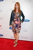 LOS ANGELES - JUN 9:  Alicia Witt arriving at the Art of Elysium Return of Ford Mustang Boss Event a