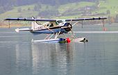 ST. WOLFGANG, AUSTRIA - JULY 7: The de Havilland Canada DHC-2 Beaver is a single-engined rescue plan