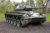 Tank From World War II