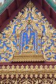 Thai Style Tympanum