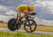 Yellow Jersey-Bradley Wiggins