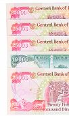 Two Hundred And Ten Thousand Iraqi Dinar