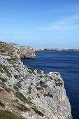 Rugged Cliffs - Sagres Portugal