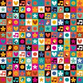 sweet fun pattern