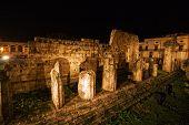 Apollo Greek Temple Siracuse