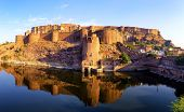 picture of indian culture  - Mehrangarh Fort - JPG