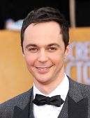 LOS ANGELES - JAN-27: Jim Parsons kommt der SAG Awards 2013 am 27. Januar 2013 in Los Angele