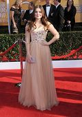 LOS ANGELES - JAN 27:  Ariel Winter arrives to the SAG Awards 2013  on January 27, 2013 in Los Angeles, CA