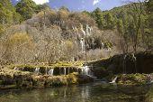 Cascada del cuervo, Cuenca, España