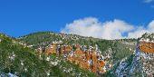 Glenwood Canyon Of Colorado