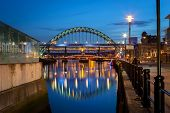 Tyne Bridge Gateshead