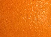 Texture of orange peel
