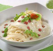 Spaghetti Alla Carbonara poster