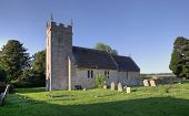 foto of church-of-england  - Pretty Cotswold church at Cutsdean - JPG