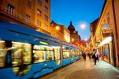 Zagreb-Straße