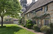 Terraced Cottages, Cotswolds