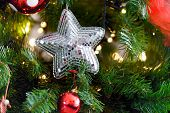 Spangled Christmas Star
